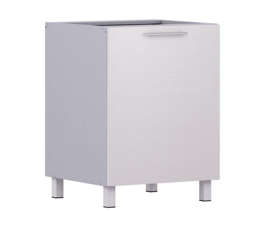 Анна АС-60 стол с фасадомКухня<br><br><br>Длина мм: 600<br>Высота мм: 820<br>Глубина мм: 563
