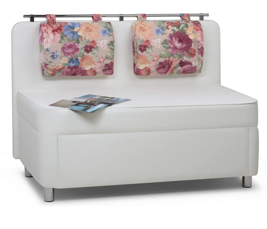 Кухонная лавка Лагуна М5Мягкая мебель<br><br><br>Длина мм: 1210<br>Высота мм: 885<br>Глубина мм: 650