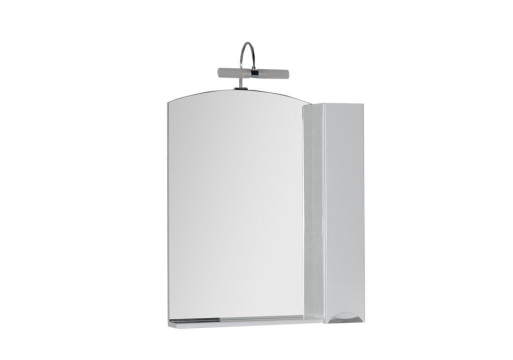 Зеркало Aquanet Асти 75 белыйЗеркало- шкаф для ванной<br><br><br>Длина мм: 0<br>Высота мм: 0<br>Глубина мм: 0<br>Цвет: Белый Глянец