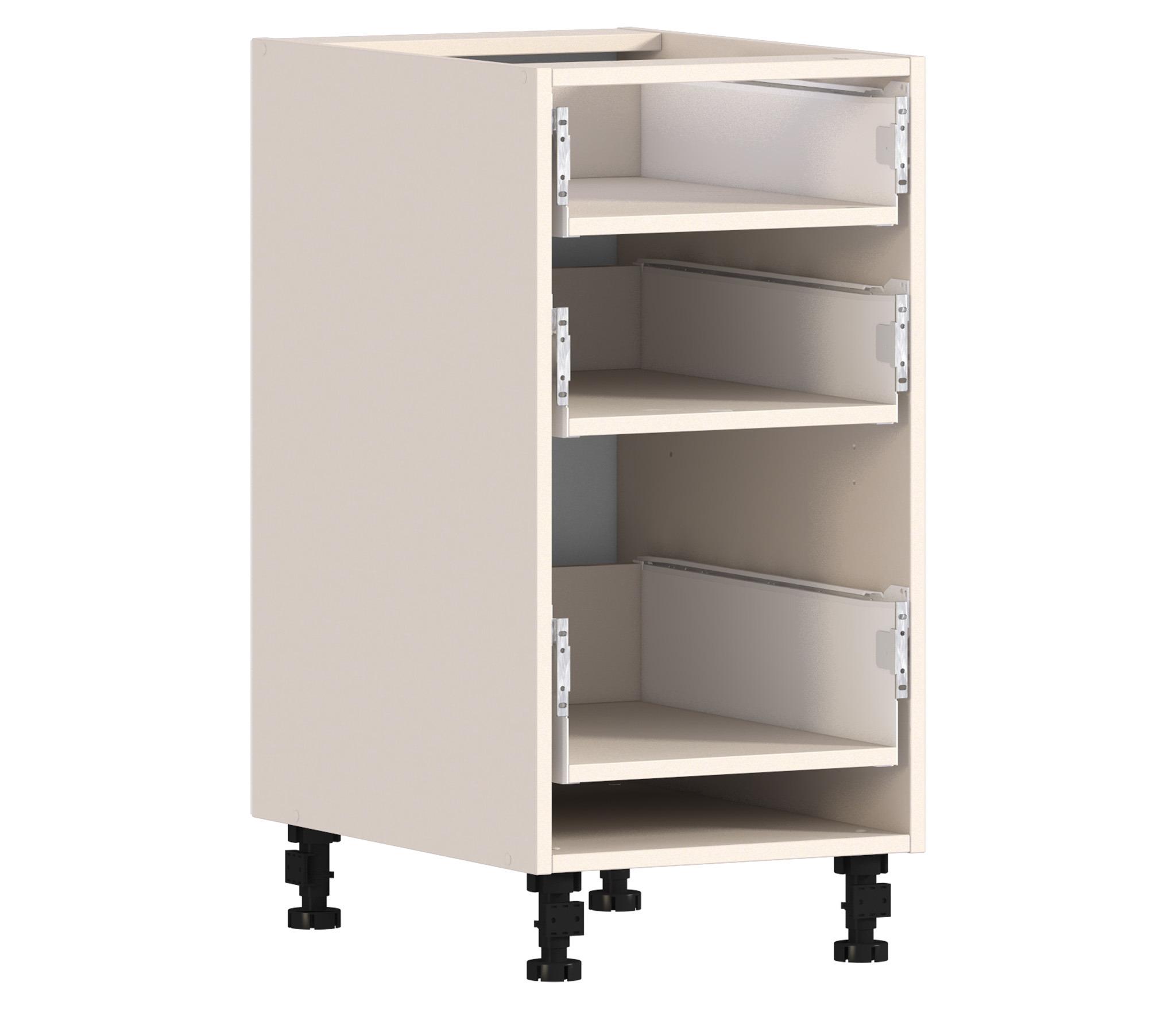 Регина РСЯ-40 Шкаф-Стол с 3-мя ящиками