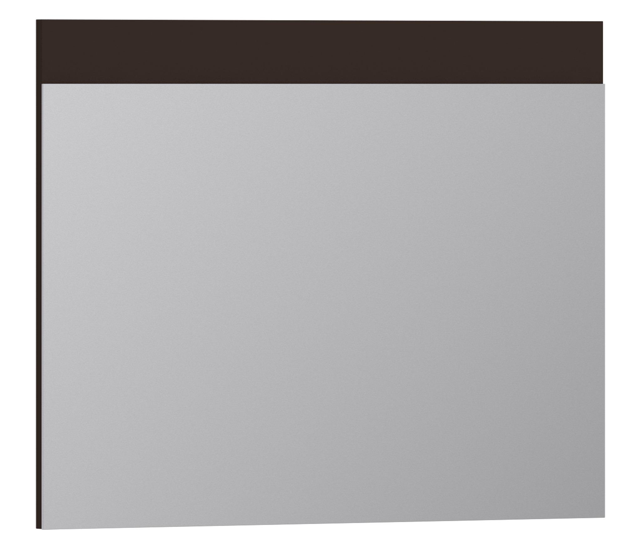 Клео СБ-2018 ЗеркалоЗеркала<br>Зеркало, выполненное в современном стиле, идеально дополнит Ваш интерьер и станет стилистическим акцентом всего помещения.<br><br>Длина мм: 800<br>Высота мм: 630<br>Глубина мм: 21