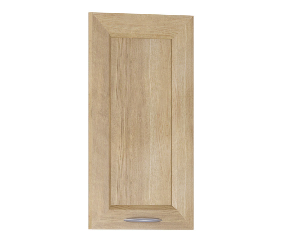 Фасад Регина Ф-40 к корпусу PП-40, РП-80, РС-80, РПУ-60Мебель для кухни<br>Рельефная дверца для нижней части кухонного шкафа.<br><br>Длина мм: 396<br>Высота мм: 713<br>Глубина мм: 22