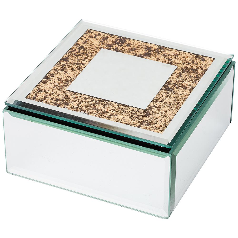 Шкатулка коллекция luxury 12*12*6 см