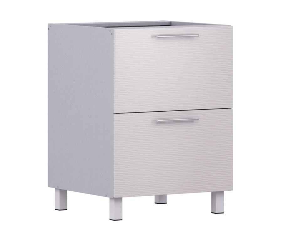Анна АСЯ-60 стол с ящикамиМебель для кухни<br><br><br>Длина мм: 600<br>Высота мм: 820<br>Глубина мм: 563
