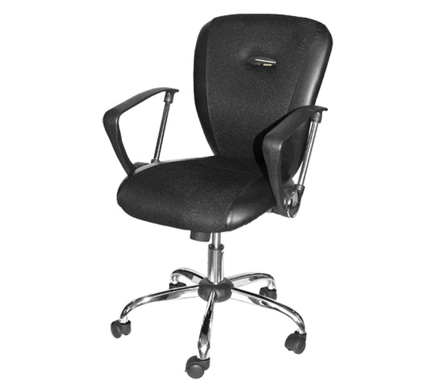Кресло 812 F-3-11 ткань чернКомпьютерные кресла<br><br><br>Длина мм: 620<br>Высота мм: 950<br>Глубина мм: 600