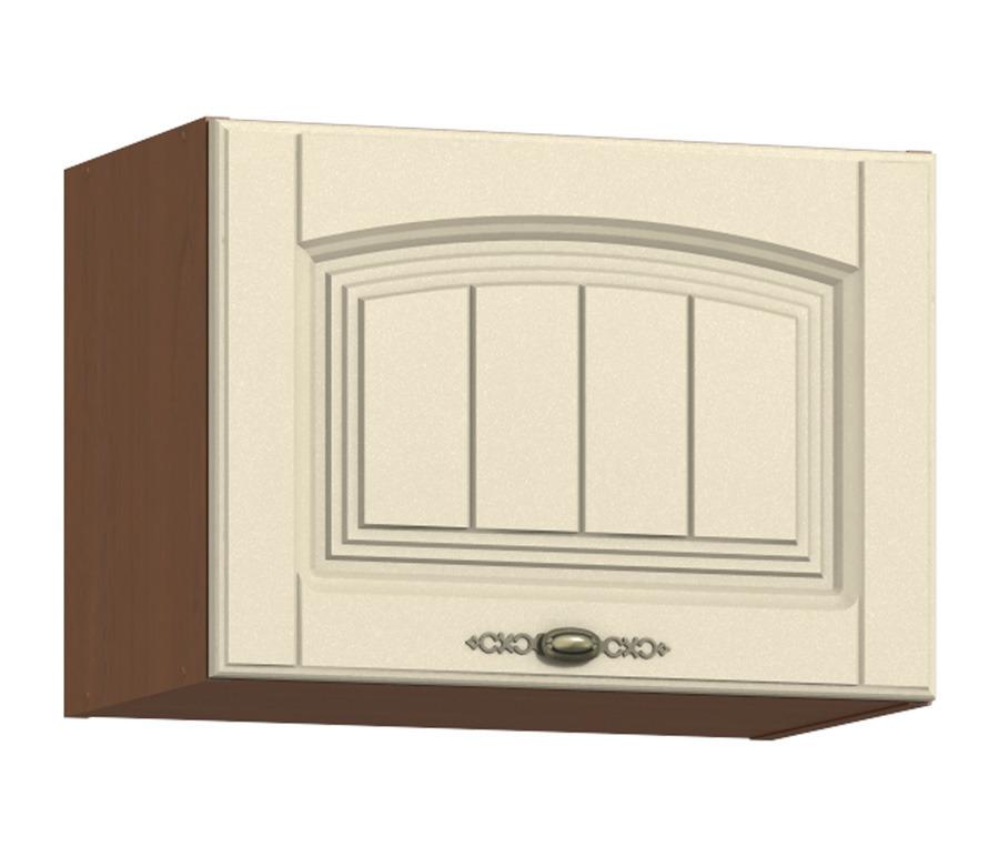 Регина РП-250 полка над вытяжкойГарнитуры<br>Полка над вытяжкой необходима для создания гармоничного мебельного ансамбля на кухне, в котором не должно быть пустых мест.<br><br>Длина мм: 500<br>Высота мм: 360<br>Глубина мм: 289