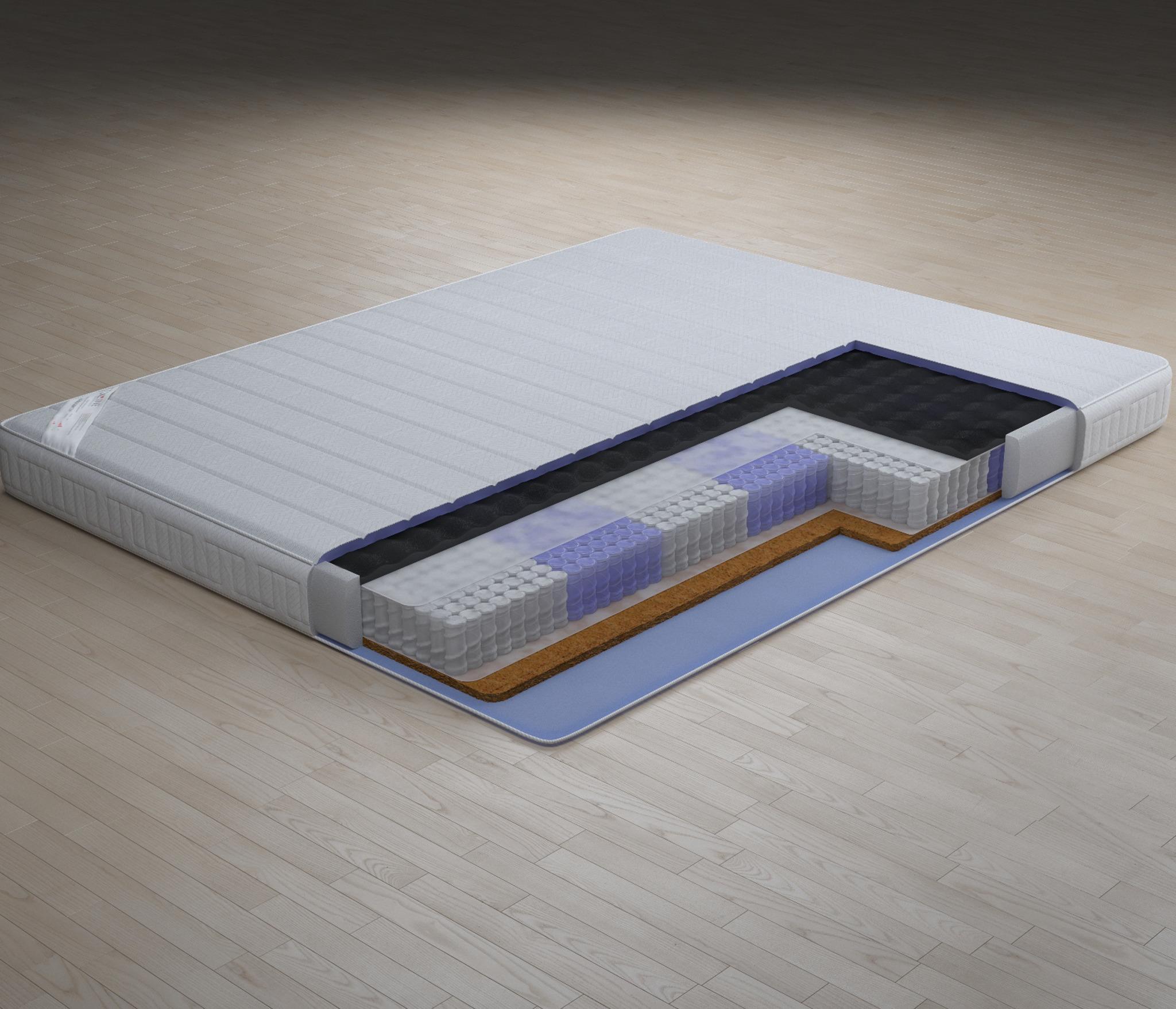 Матрас Галактика сна - Веста  900*1900Мебель для спальни<br><br><br>Длина мм: 900<br>Высота мм: 190<br>Глубина мм: 1900