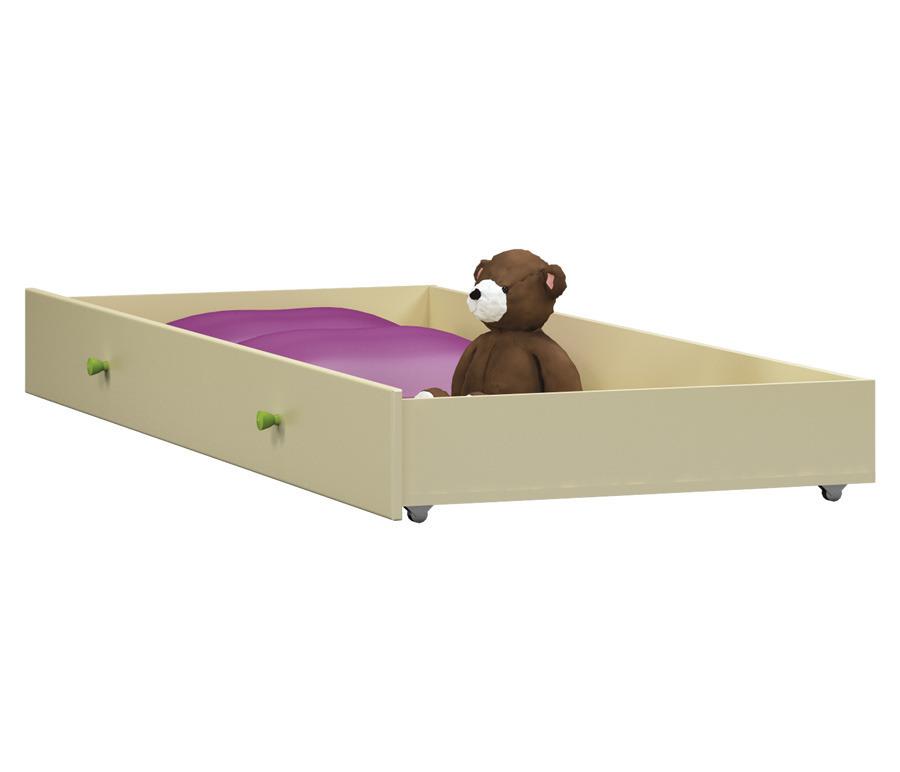 Денди СБ-1417 Ящик для кроватиМебель для детской<br>Практичный ящик для детской кровати.<br><br>Длина мм: 1890<br>Высота мм: 206<br>Глубина мм: 796