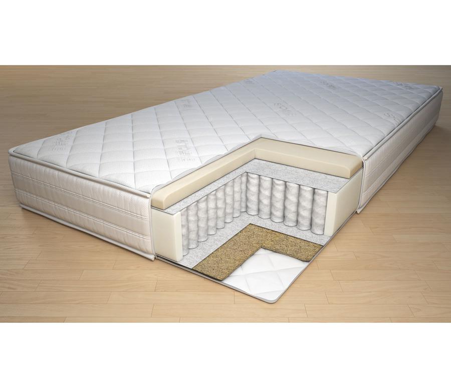 Матрас Спокойной Ночи - Камелия 1200*2000Мебель для спальни<br><br><br>Длина мм: 1200<br>Высота мм: 190<br>Глубина мм: 2000