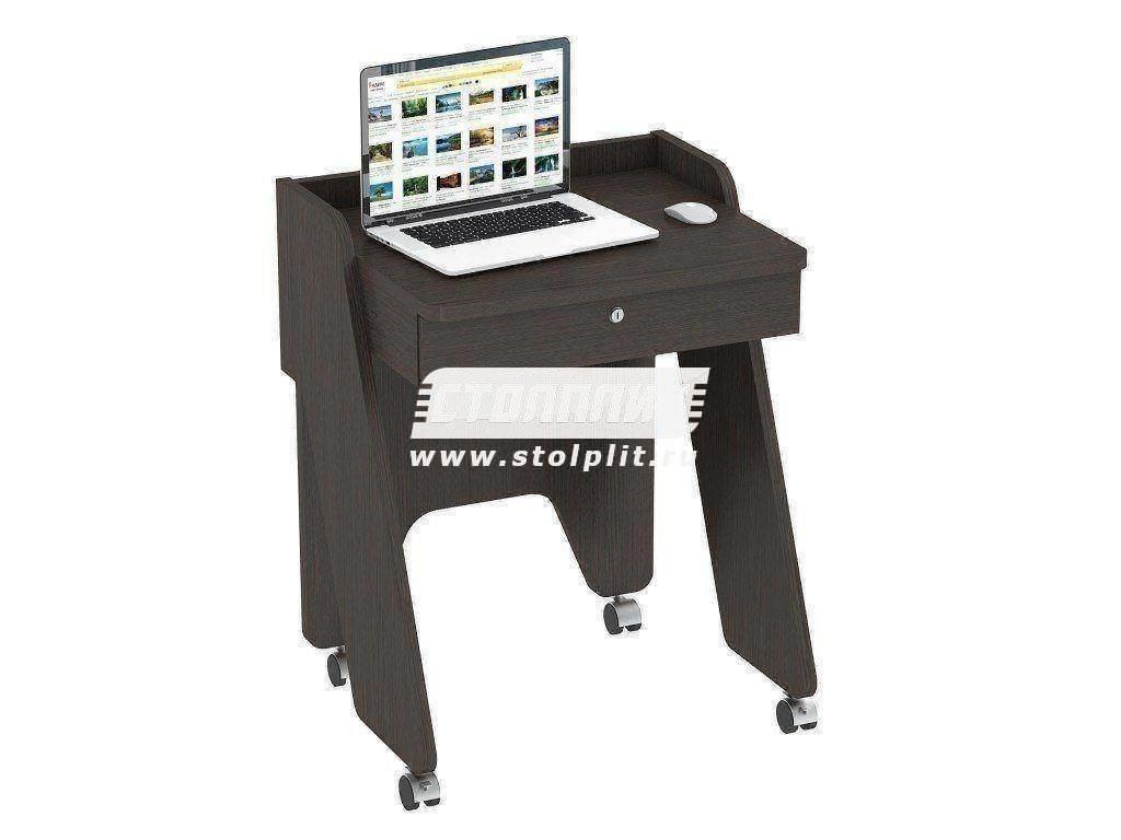 Стол компьютерный КС 2013Кабинет<br><br><br>Длина мм: 650<br>Высота мм: 820<br>Глубина мм: 530