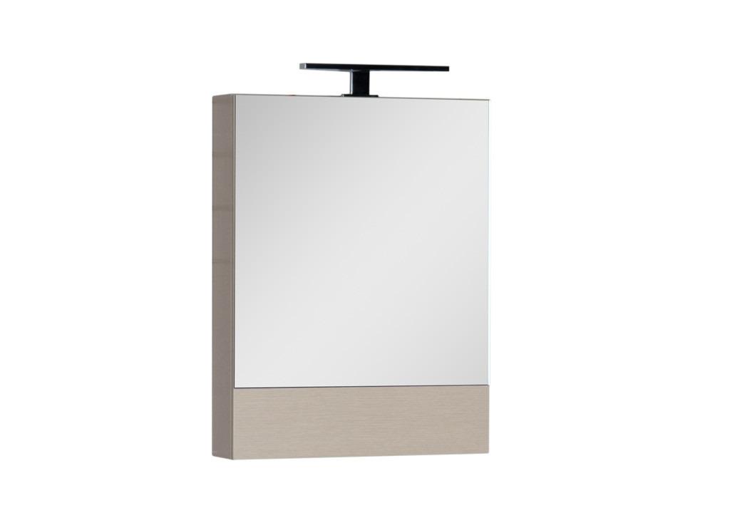 Зеркало Aquanet Нота 50Зеркало- шкаф для ванной<br><br><br>Длина мм: 0<br>Высота мм: 0<br>Глубина мм: 0<br>Цвет: Светлый дуб