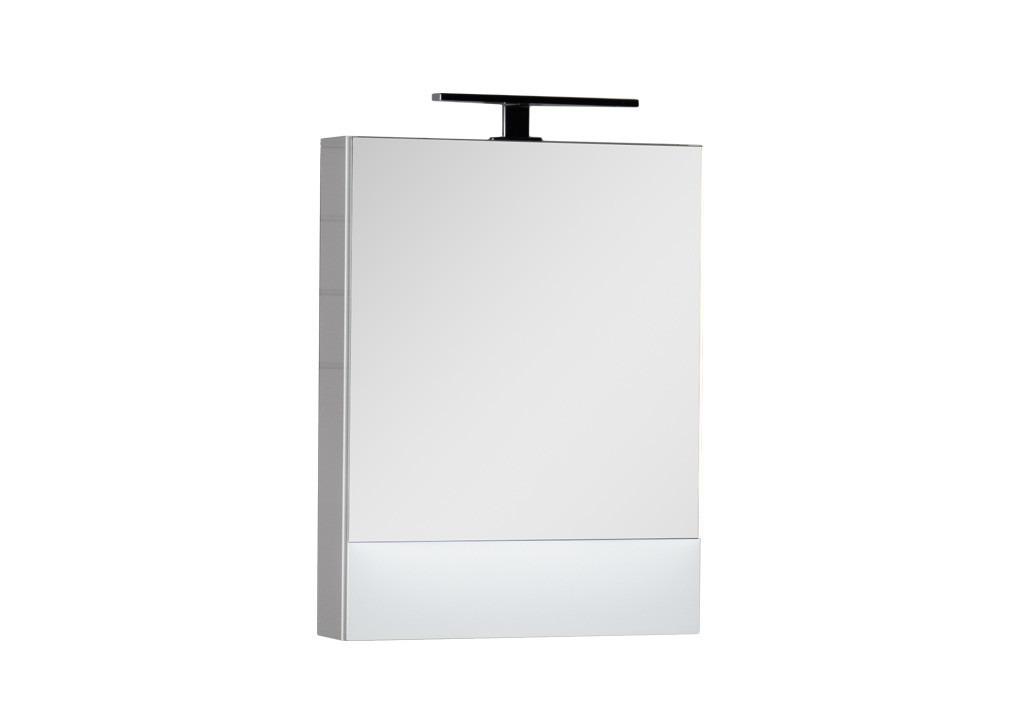 Зеркало Aquanet Нота 50 белыйЗеркало- шкаф для ванной<br><br><br>Длина мм: 0<br>Высота мм: 0<br>Глубина мм: 0<br>Цвет: Белый Глянец