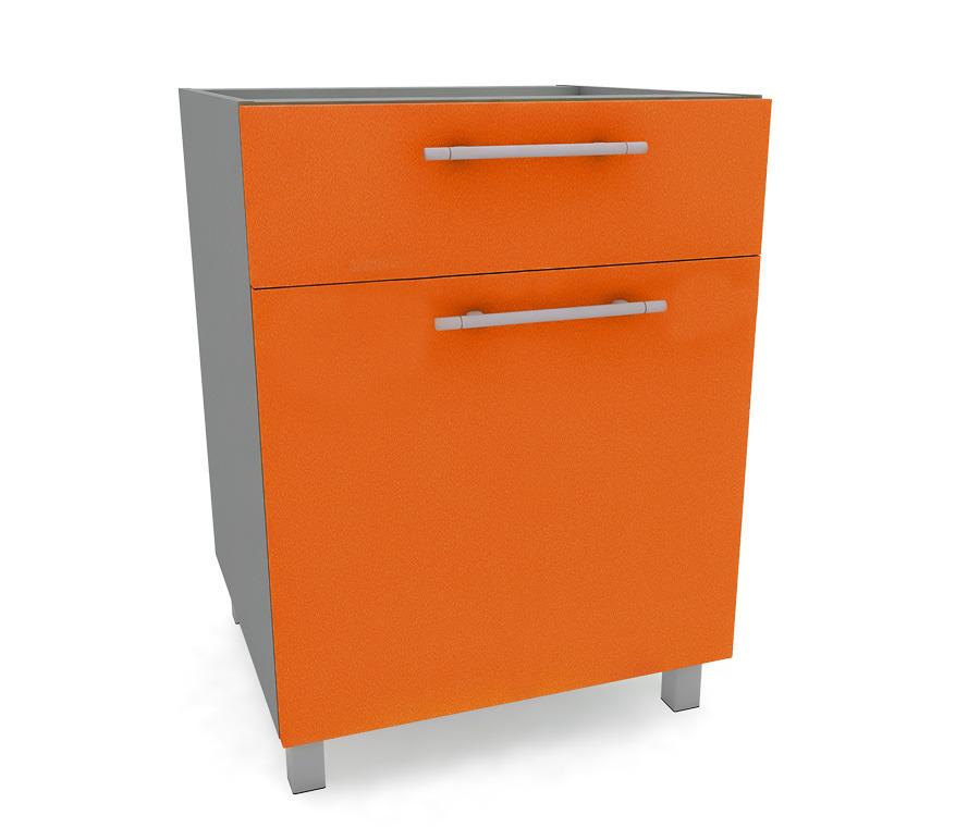 Анна АСДЯ-1-60 стол с ящиком и дверкойМебель для кухни<br>Стол Анна АСДЯ-1-60 с ящиком и дверкой от кухонного гарнитура Анна очень удобен и вместителен, что очень важно для кухонной мебели.&#13;Дополнительно рекомендуем приобрести столешницу.<br><br>Длина мм: 600<br>Высота мм: 820<br>Глубина мм: 563