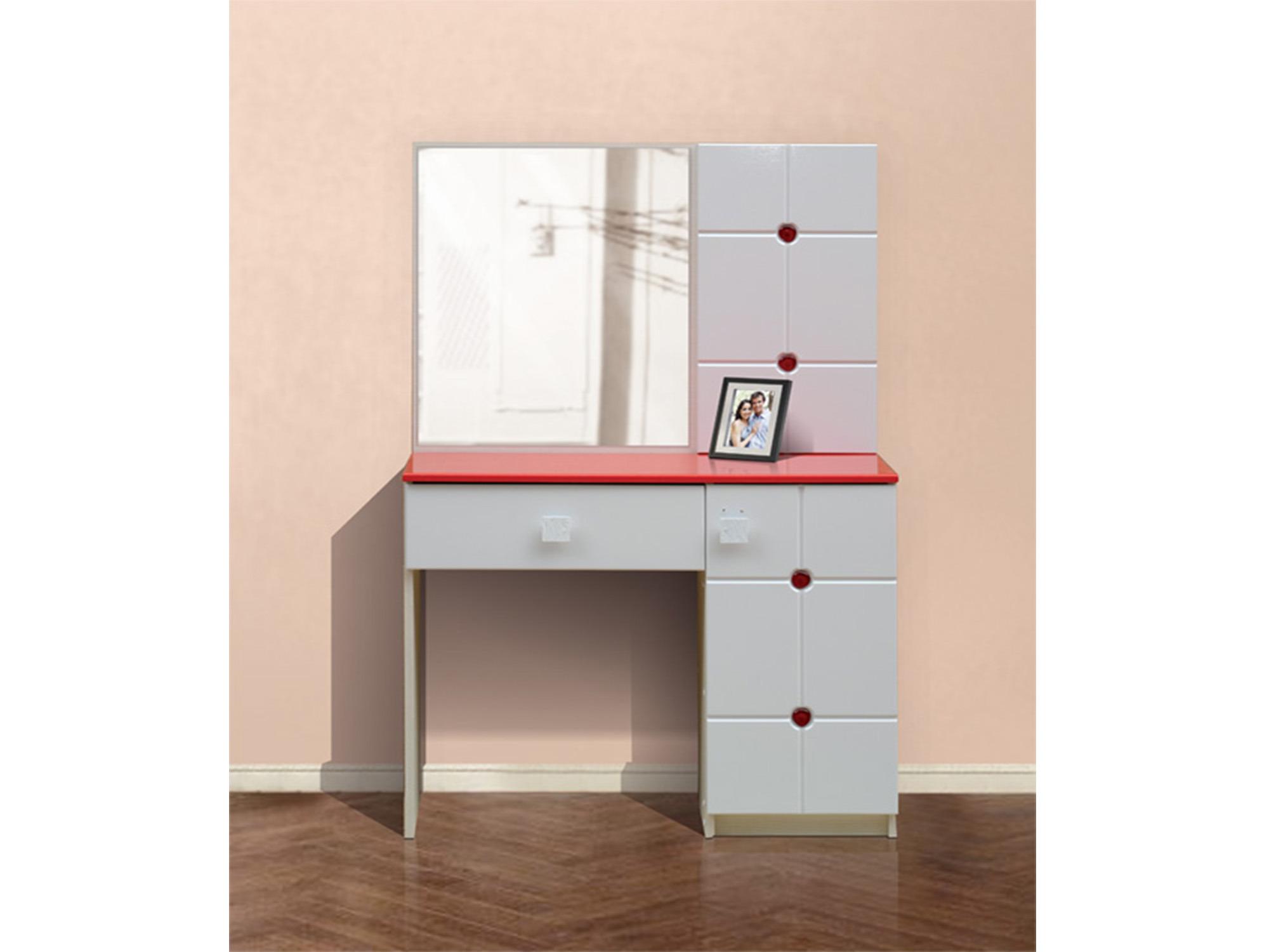 Стол туалетный Лицей-1Туалетные столики<br><br><br>Длина мм: 905<br>Высота мм: 1390<br>Глубина мм: 450