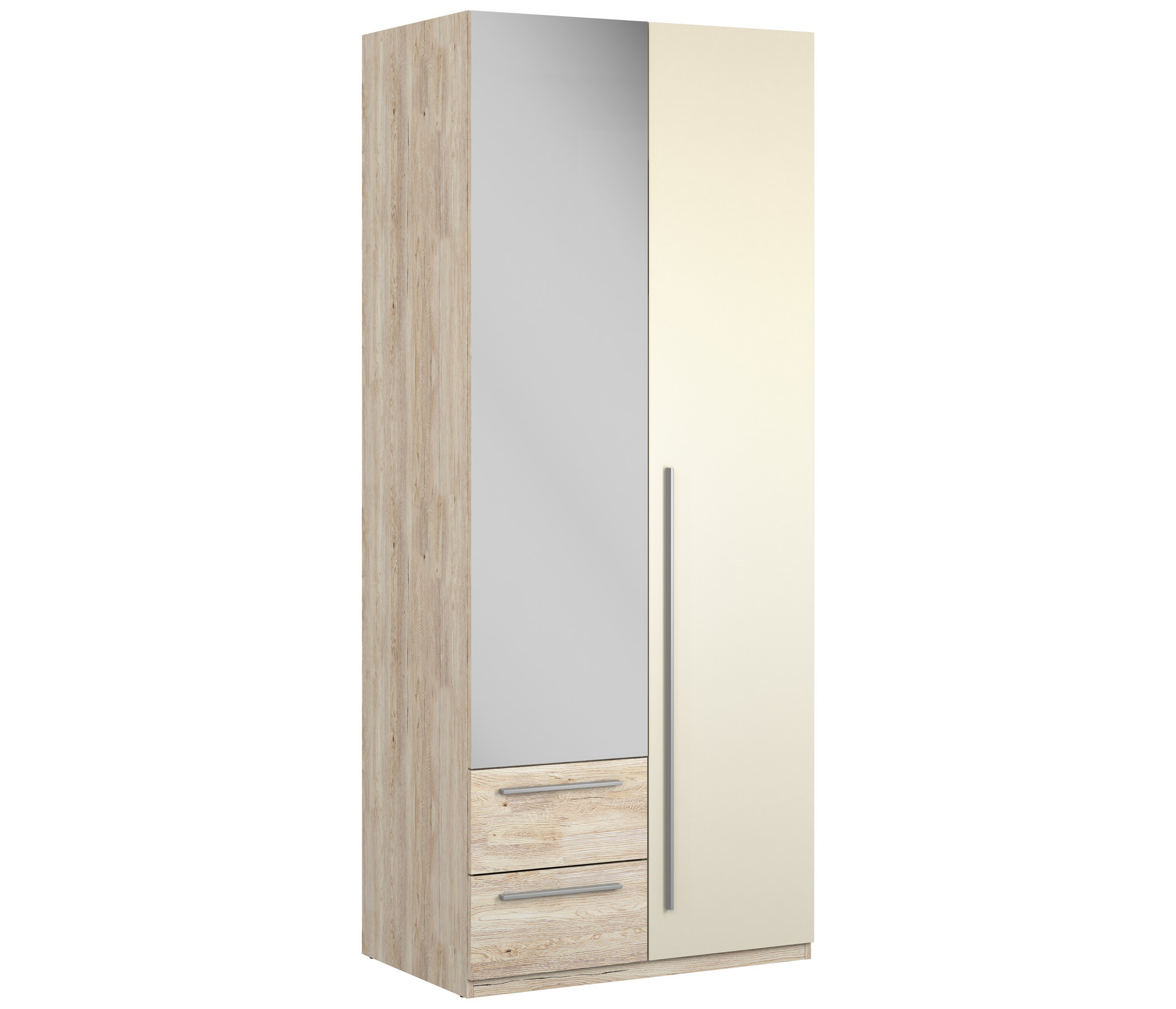 Милано СБ-2322 Шкаф 2-х дверныйШкафы<br><br><br>Длина мм: 900<br>Высота мм: 2172<br>Глубина мм: 576
