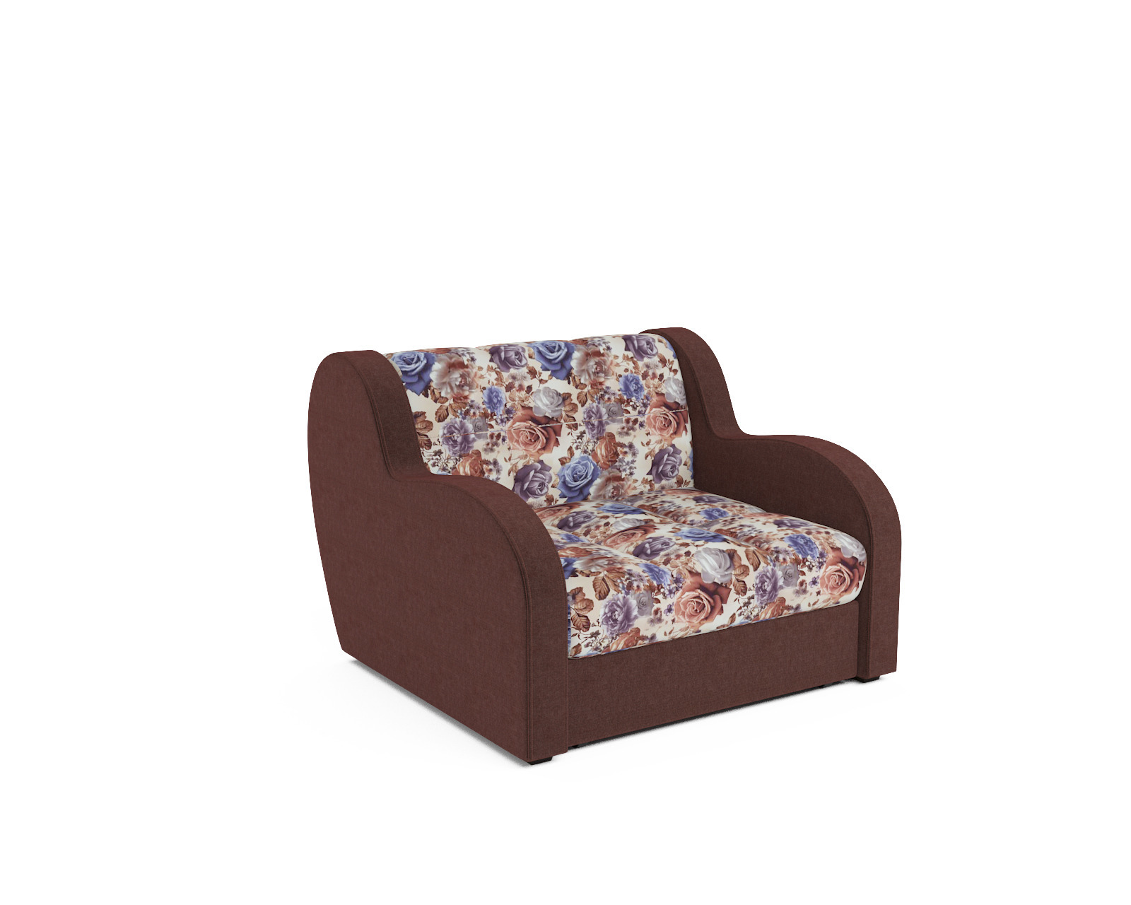 Кресло-кровать Боро (цветы) фото