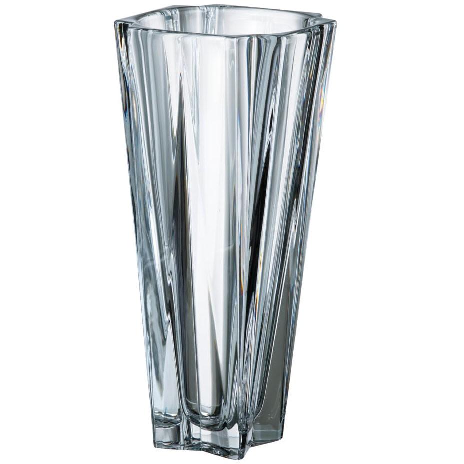 Ваза для цветов Crystalite Bohemia Metropolitan 30 см ваза globus высота 30 5см crystalite 669 310