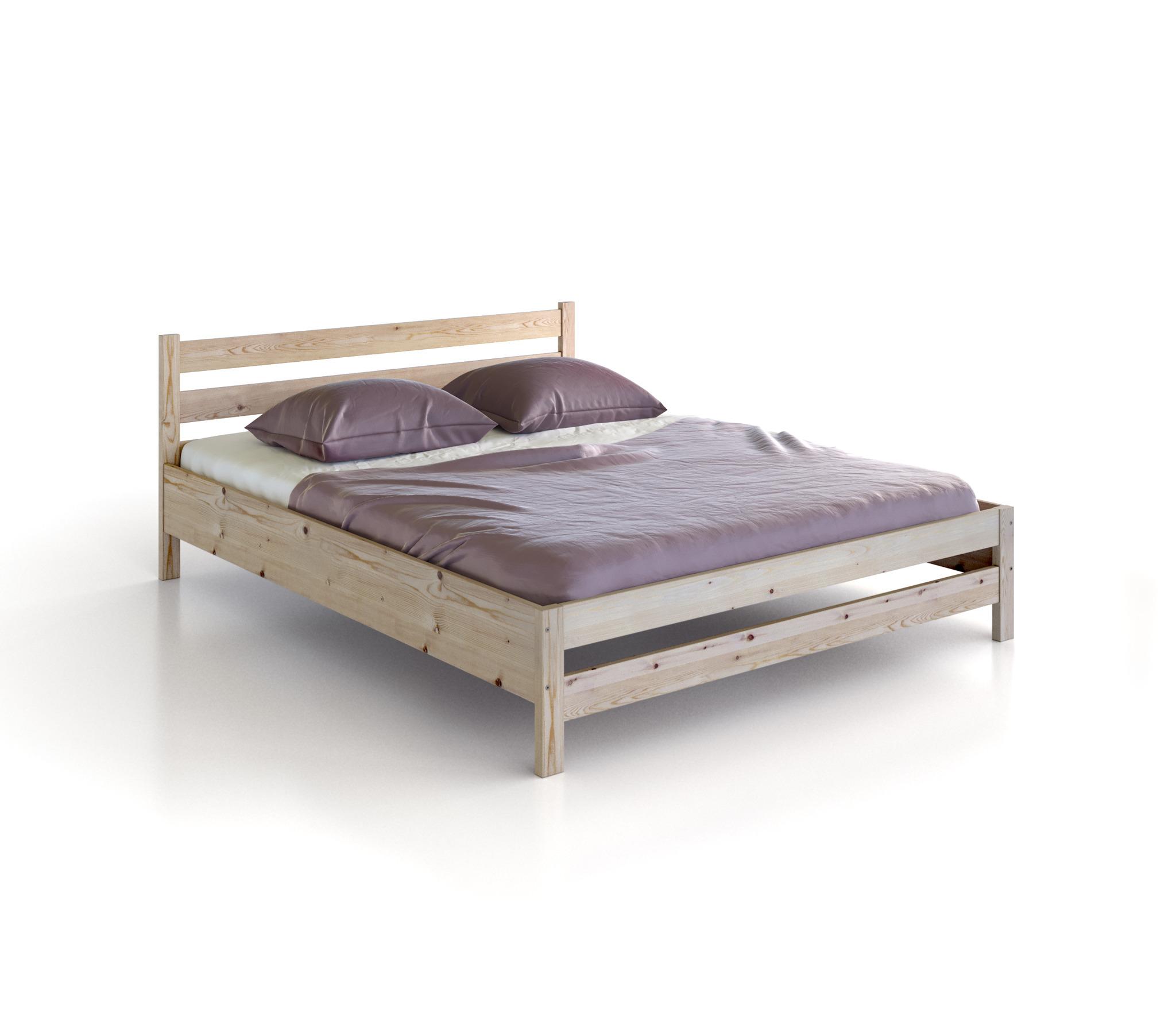 Кантри (Карелия) МС-22 кровать 2000*1600 соснаТовары для дома<br>Спальное место просторной кровати традиционной прямоугольной формы. Изголовье новой модели, в отличии от своих предшественниц, спинка оформлена горизонтально расположенными досками. Материалом для изготовления служит прочный и гибкий массив сосны. Кровать выполнена с качественной шлифовкой, что избавит Вас от необходимости дополнительной обработки древесины. Эта кровать идеально подходит для светлых, просторных спален, в экологическом стиле оформленных дачных и домашних интерьеров. Дизайн соответствует сдержанному и натуралистичному интерьеру кантри, незатейливой обстановке  сельских  стилей..&#13;ВНИМАНИЕ! Перед началом эксплуатации вне помещений, необходимо обработать деревянные части мебели специализированными защитными составами. &#13;Дополнительно рекомендуем приобрести: Основание под матрас МС-22/1 и Матрас 1600 х 2000 мм.&#13;]]&gt;<br><br>Длина мм: 1646<br>Высота мм: 775<br>Глубина мм: 2060