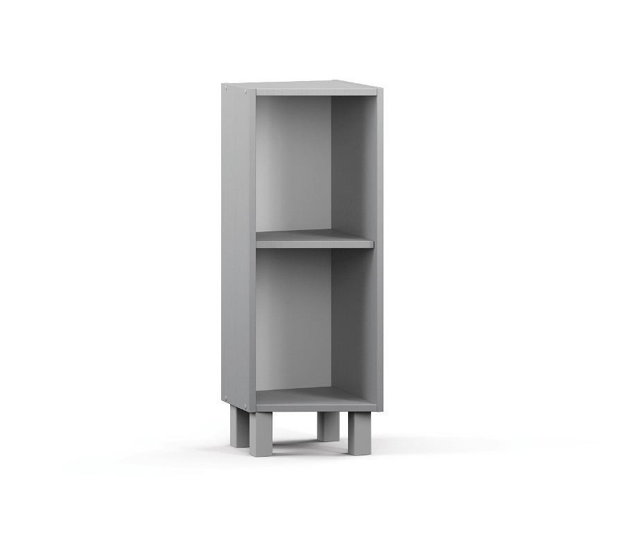 Анна АСТУ-30 Шкаф-Стол торцевой (левый/правый)Мебель для кухни<br>Компактный угловой шкаф с двумя полками.<br><br>Длина мм: 285<br>Высота мм: 820<br>Глубина мм: 283