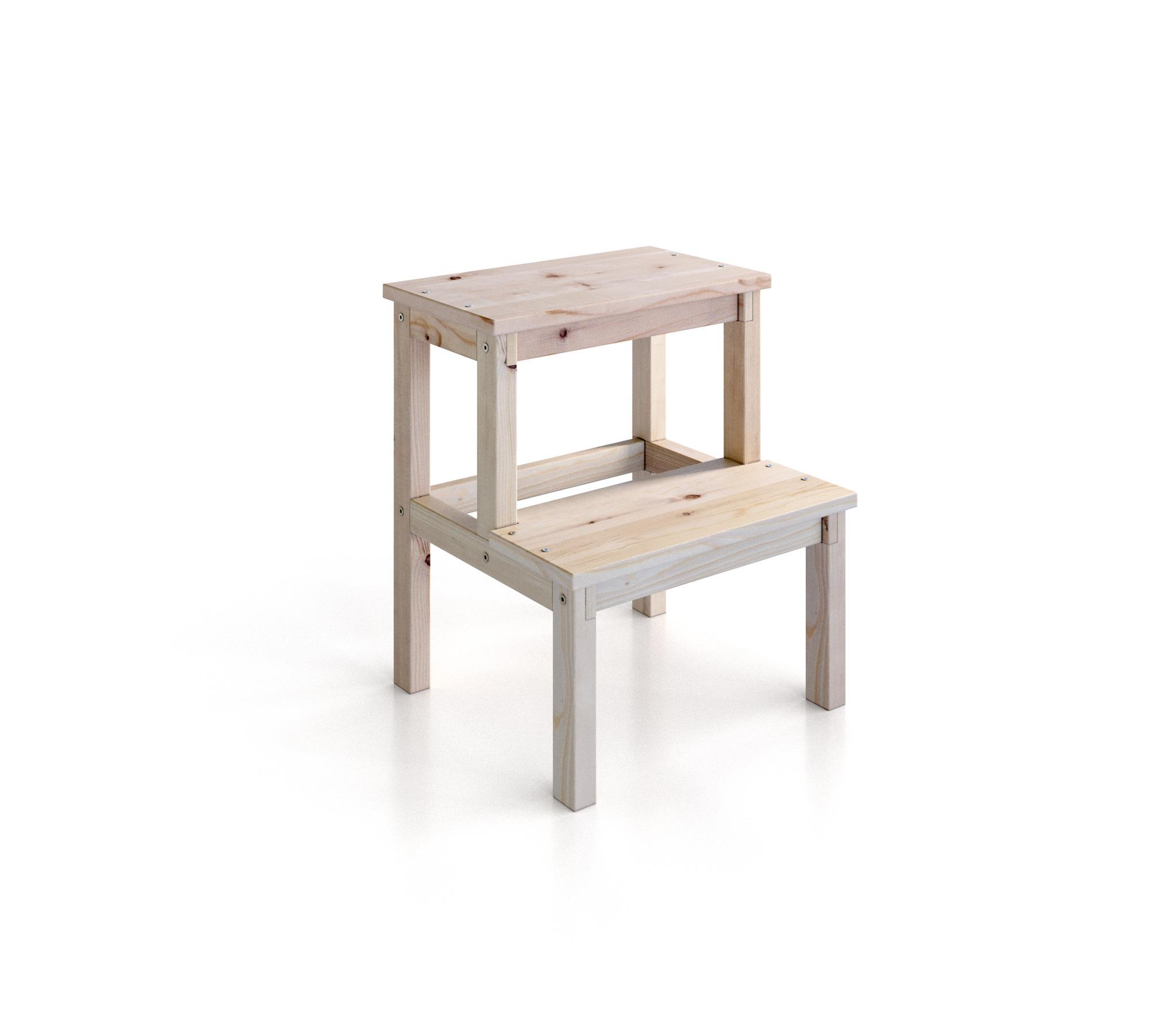 Кантри (Карелия) МС-34 табурет лестница соснаСопутствующие<br>Высококачественная карельская сосна в сочетании с эргономичным дизайном   это всегда лучший выбор. Не стоит забывать и про экологичность мебели из натурального дерева. Все детали тщательно отшлифованы. Идеально подойдет как для дачного домика так и для квартиры. Низкая цена обусловлена очень высоким спросом у потребителей.&#13;ВНИМАНИЕ! Перед началом эксплуатации вне помещений, необходимо обработать деревянные части мебели специализированными защитными составами!&#13;]]&gt;<br><br>Длина мм: 430<br>Высота мм: 504<br>Глубина мм: 390