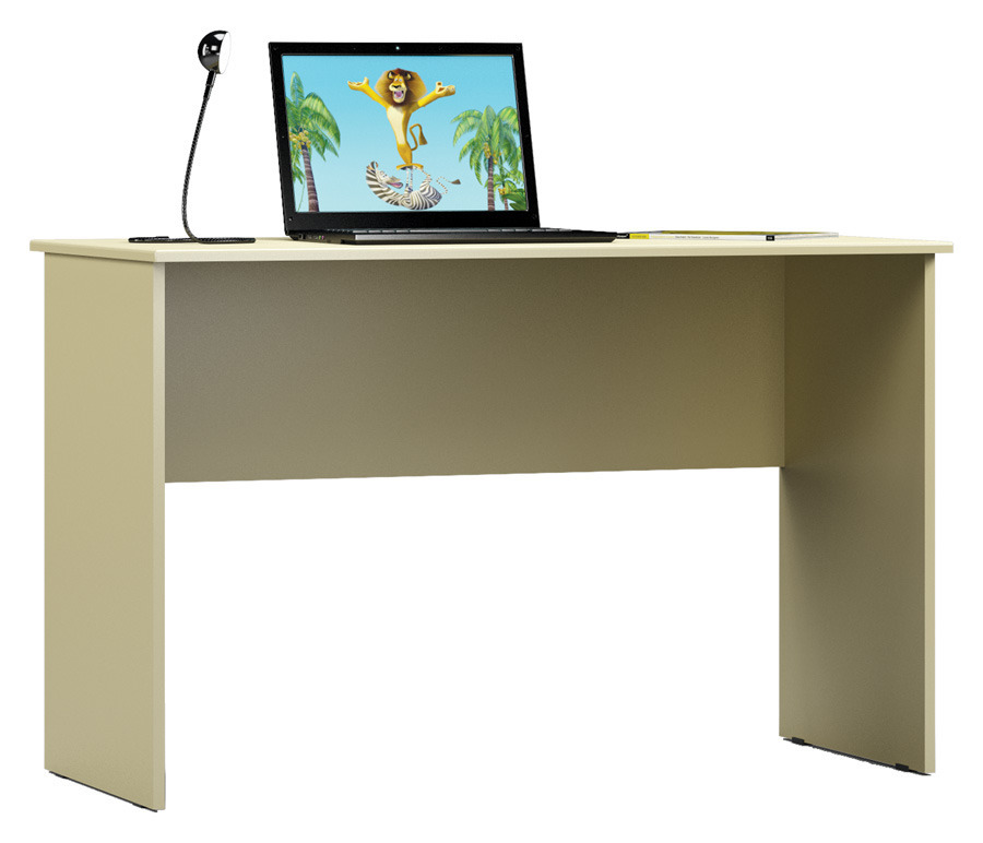 Денди СБ-1422 СтолПисьменные столы<br>Надежный и практичный стол для детской.<br><br>Длина мм: 1170<br>Высота мм: 752<br>Глубина мм: 580