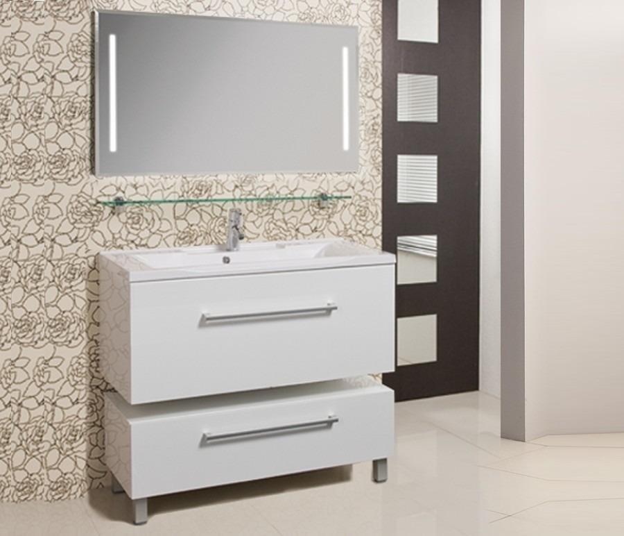 Акватон. Комплект мебели МАДРИД 100 М в ванную комнатуКомплекты мебели для ванной<br><br><br>Длина мм: 0<br>Высота мм: 0<br>Глубина мм: 0<br>Цвет: Белый