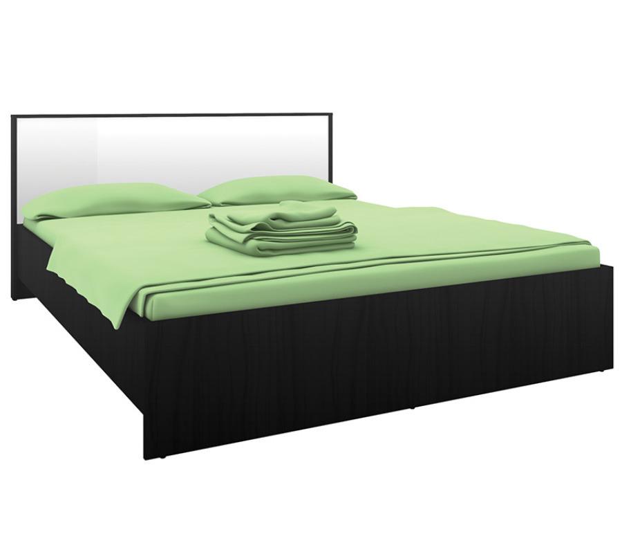 Марсель СБ-1077 Кровать 1600Гостиная<br>Кровать Марсель 1600 СБ-1077 входит в состав модульной спальни Марсель, дизайн которой в целом, несмотря на простоту внешнего вида, сделает любую спальню оригинальной и солидной. &#13;Матрас и ортопедическое основание в стоимость кровати не входят.&#13;]]&gt;<br><br>Длина мм: 1688<br>Высота мм: 860<br>Глубина мм: 2088