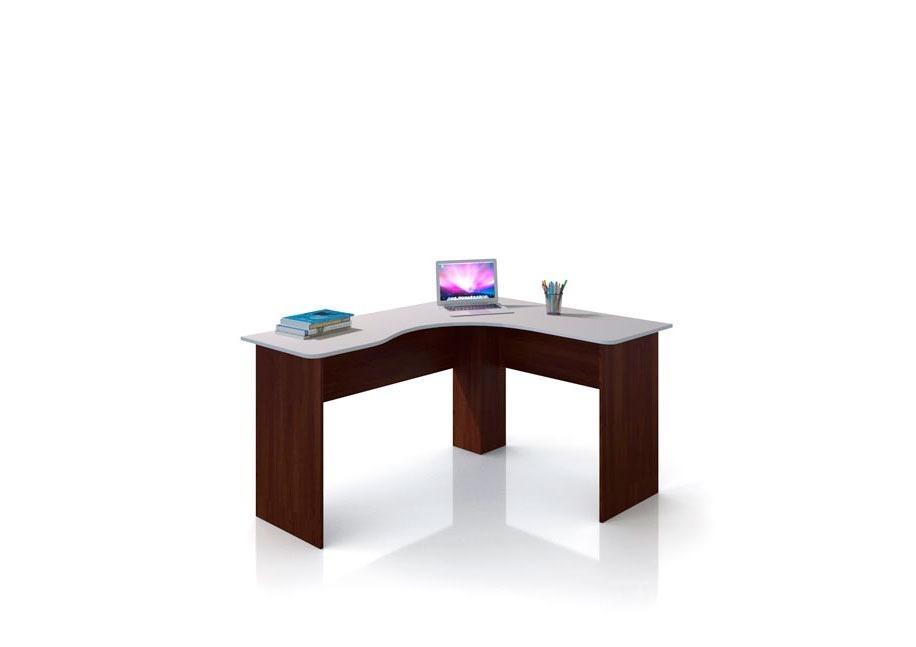 Оливер СВ-394 стол угловой левый