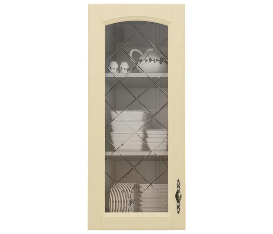 Регина ФВ-140/1 витринаМебель для кухни<br><br><br>Длина мм: 396<br>Высота мм: 920<br>Глубина мм: 22