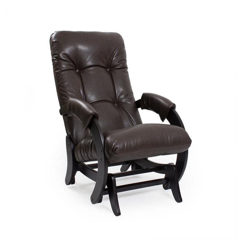 Кресло-качалка глайдер МИ Модель 68 экокожа