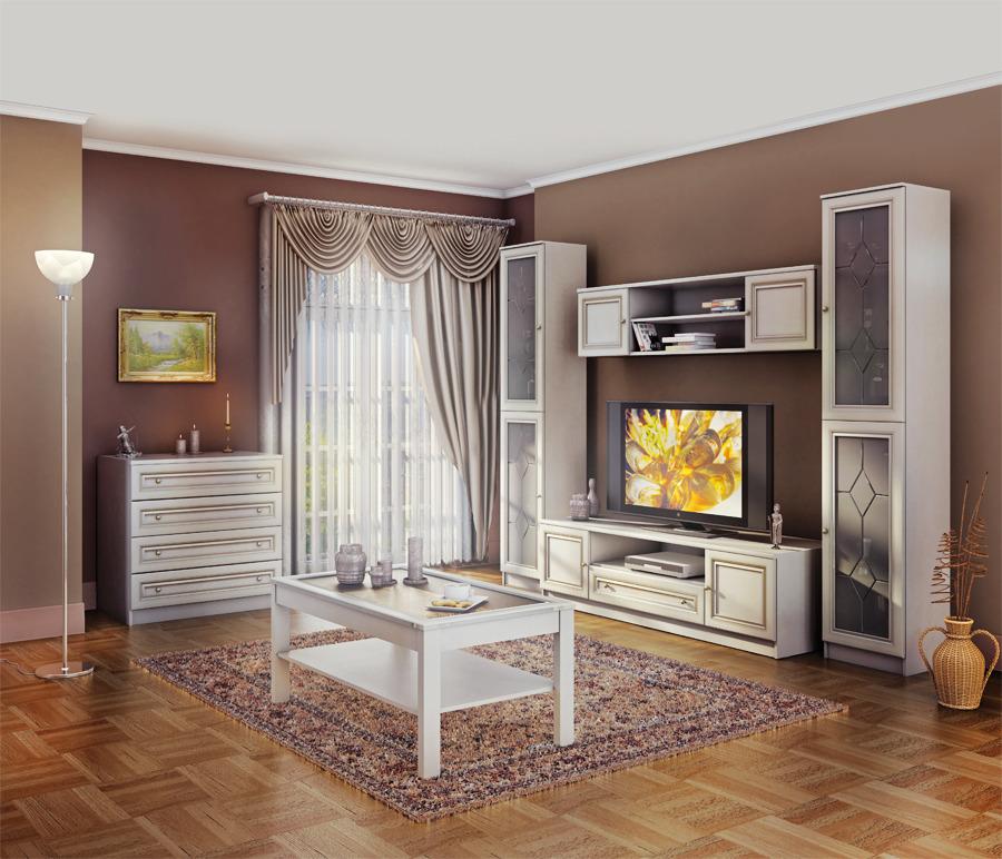 Гостиная Венеция 2700Стенки для гостиной<br><br><br>Длина мм: 0<br>Высота мм: 0<br>Глубина мм: 0