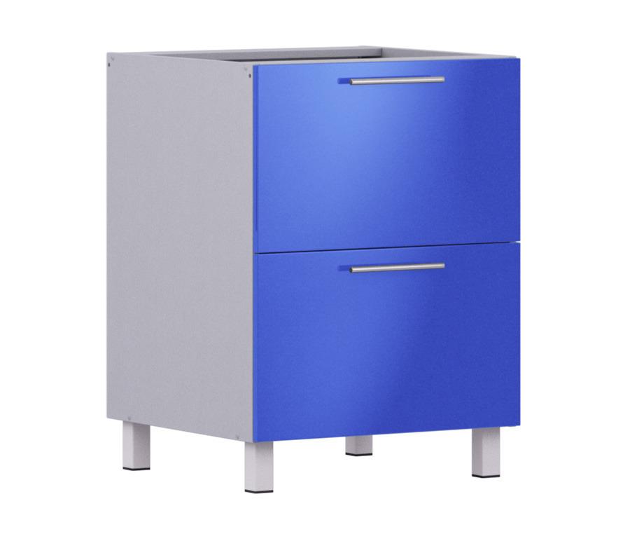 Анна АСЯ-60 стол с ящикамиКухня<br><br><br>Длина мм: 600<br>Высота мм: 820<br>Глубина мм: 563