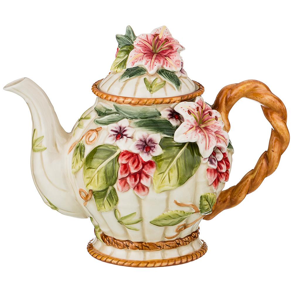 Заварочный чайник Лилия