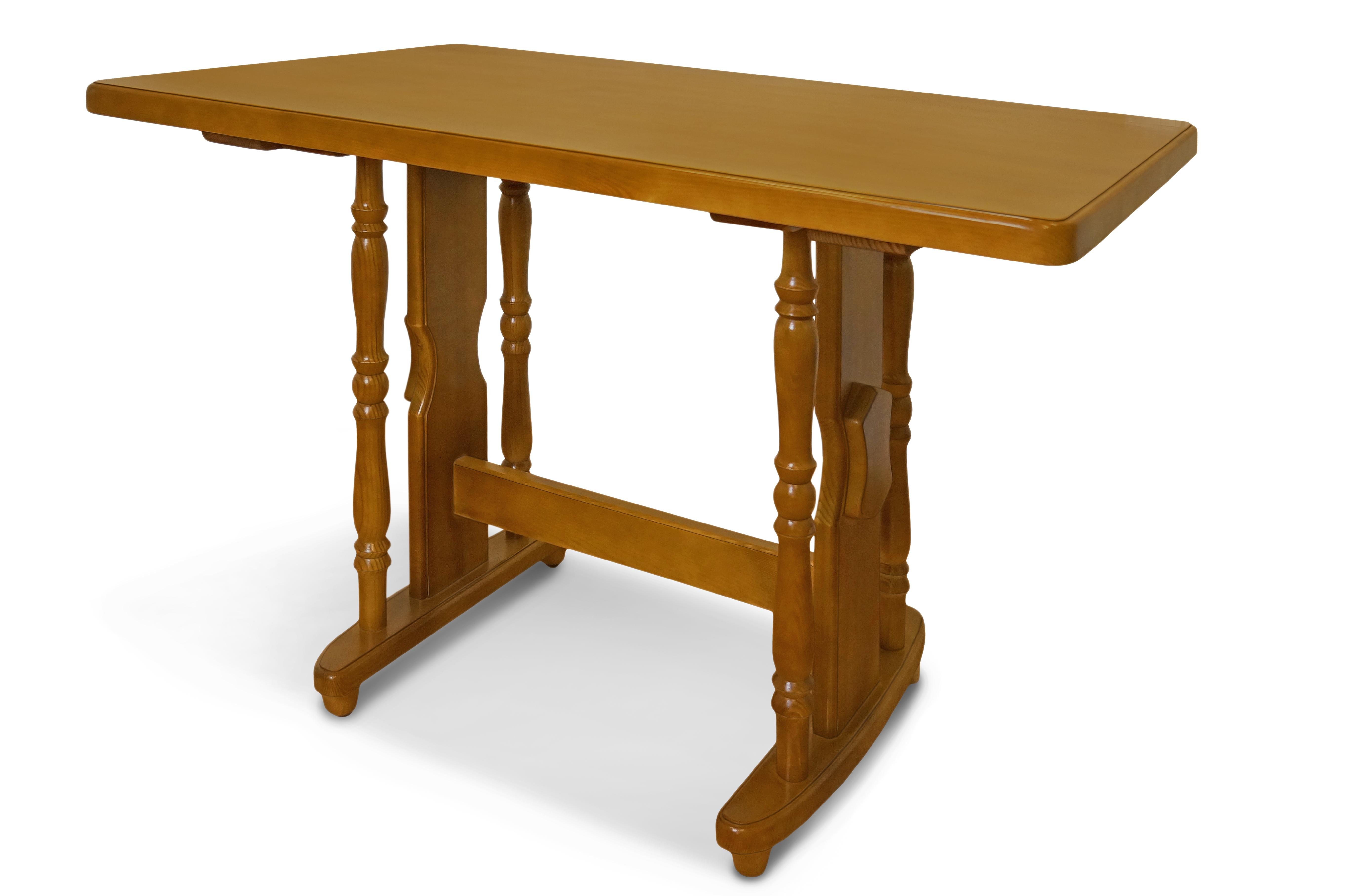 Стол из массива дерева Милвертон точенки