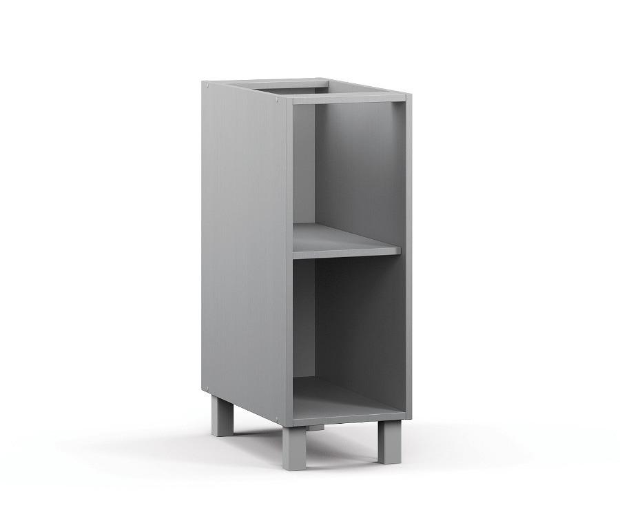 Анна АС-30 Шкаф-СтолМебель для кухни<br>Небольшой шкаф для кухни  с двумя глубокими секциями.<br><br>Длина мм: 300<br>Высота мм: 820<br>Глубина мм: 563