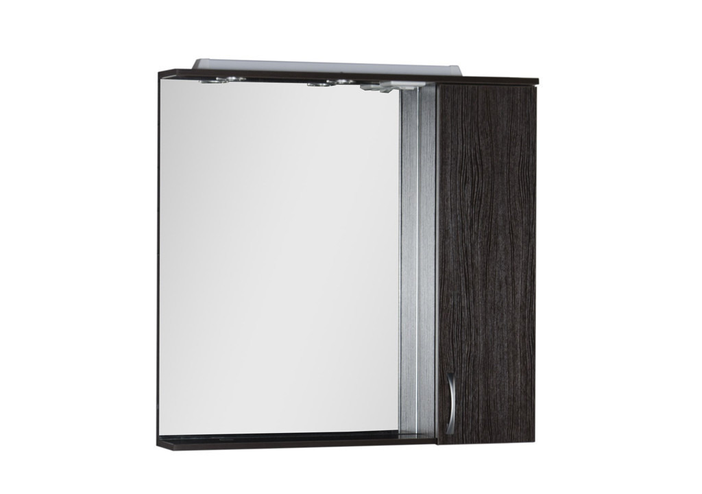Зеркало Aquanet Донна 90 венгеЗеркало- шкаф для ванной<br><br><br>Длина мм: 0<br>Высота мм: 0<br>Глубина мм: 0<br>Цвет: Венге