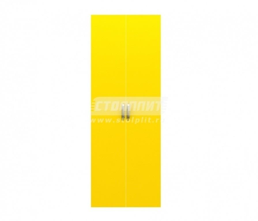 Фасад Фред F-1010/1012 к корпусу СБ-1010, СБ-1012Детская<br>Две сверхпрочные дверцы для шкафа в детскую.<br><br>Длина мм: 380<br>Высота мм: 2106<br>Глубина мм: 16<br>Цвет: Желтый