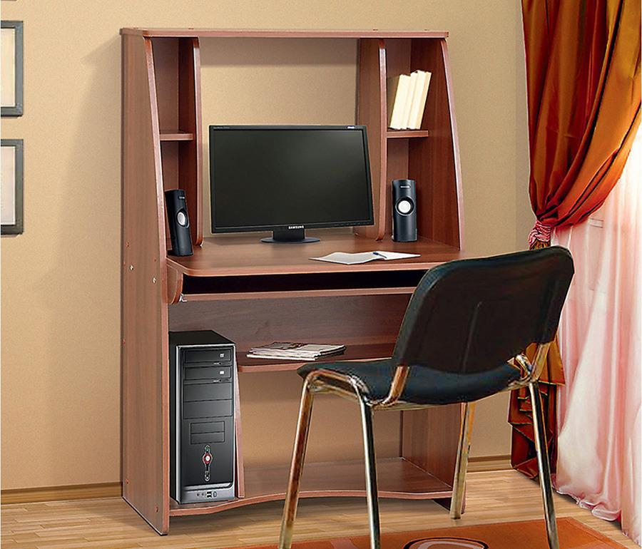 Стол компьютерный к-5Кабинет<br><br><br>Длина мм: 850<br>Высота мм: 570<br>Глубина мм: 1310