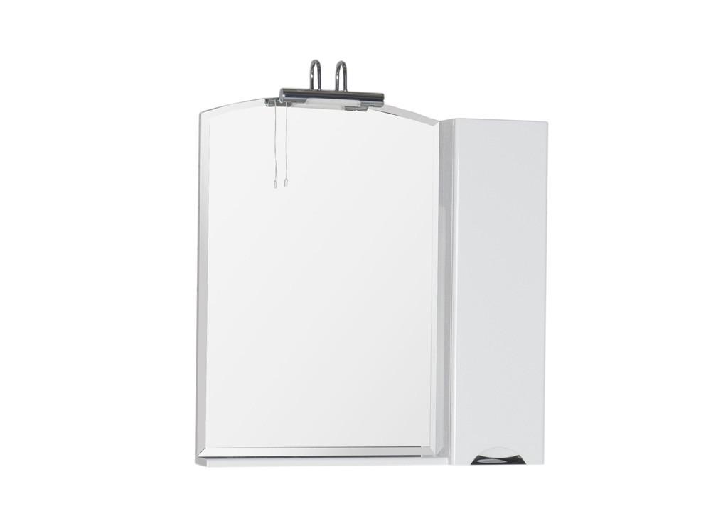 Зеркало Aquanet Асти 85 белыйЗеркало- шкаф для ванной<br><br><br>Длина мм: 0<br>Высота мм: 0<br>Глубина мм: 0<br>Цвет: Белый Глянец