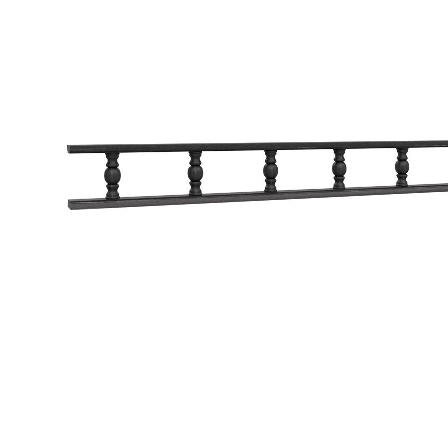 Регина БалюстрадаМебель для кухни<br>Балюстрада Регина представляет собой сквозное ограждение, которое состоит из ритмично расположенного ряда фигурных балясин (столбиков).<br><br>Длина мм: 1500<br>Высота мм: 0<br>Глубина мм: 0