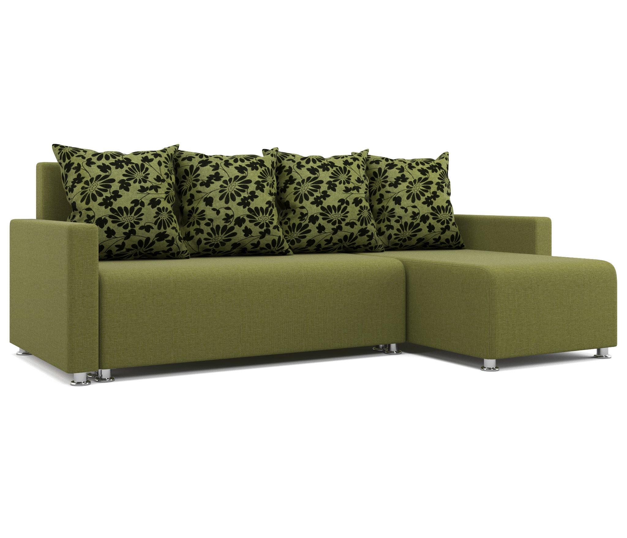 Челси угловой диван-кровать У(П)Л Durando 8/Durando Flover 8 Столплит