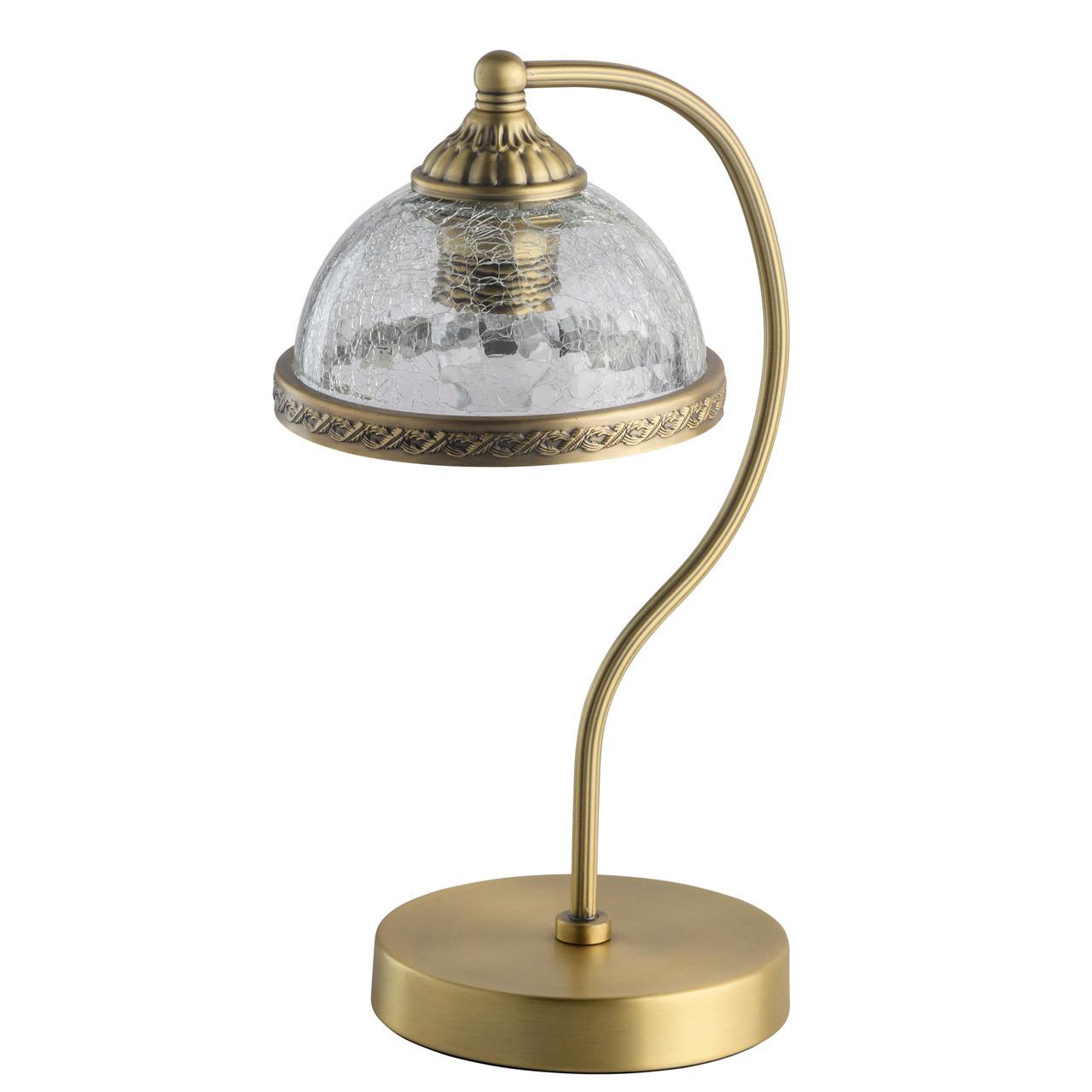 Аманда 1*40W E27 220 V наст.лампа
