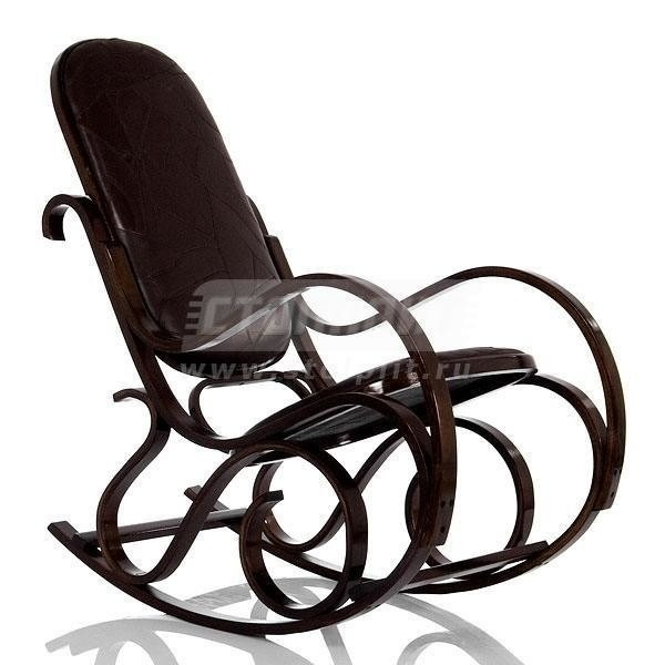 Кресло-качалка Формоза  кожаКресла-качалки<br><br><br>Длина мм: 530<br>Высота мм: 950<br>Глубина мм: 1000