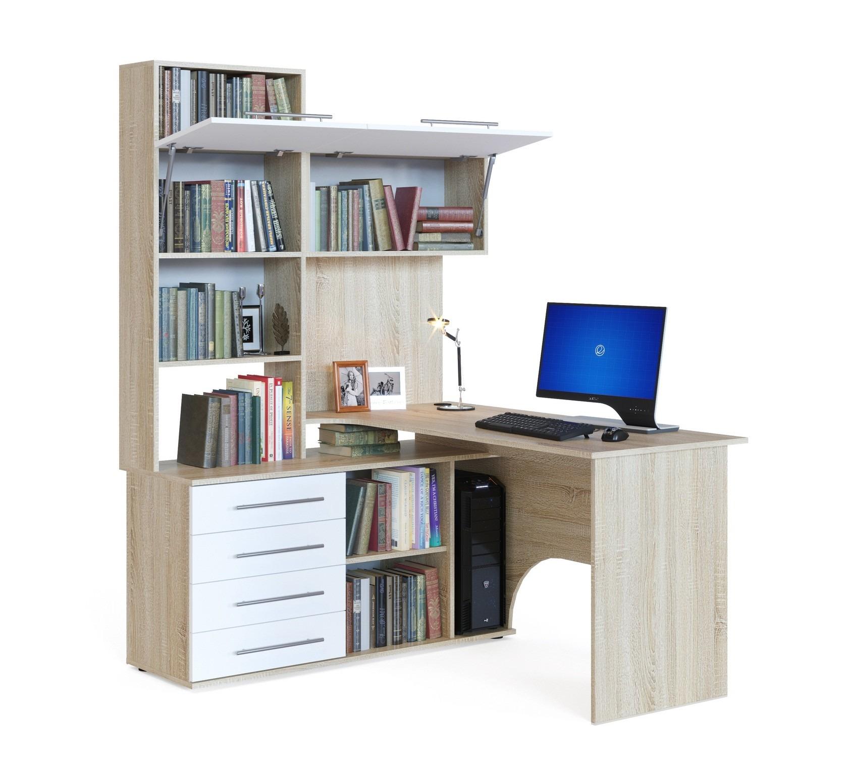 Компьютерный стол Бастон КСТ-14 Левый от Столплит