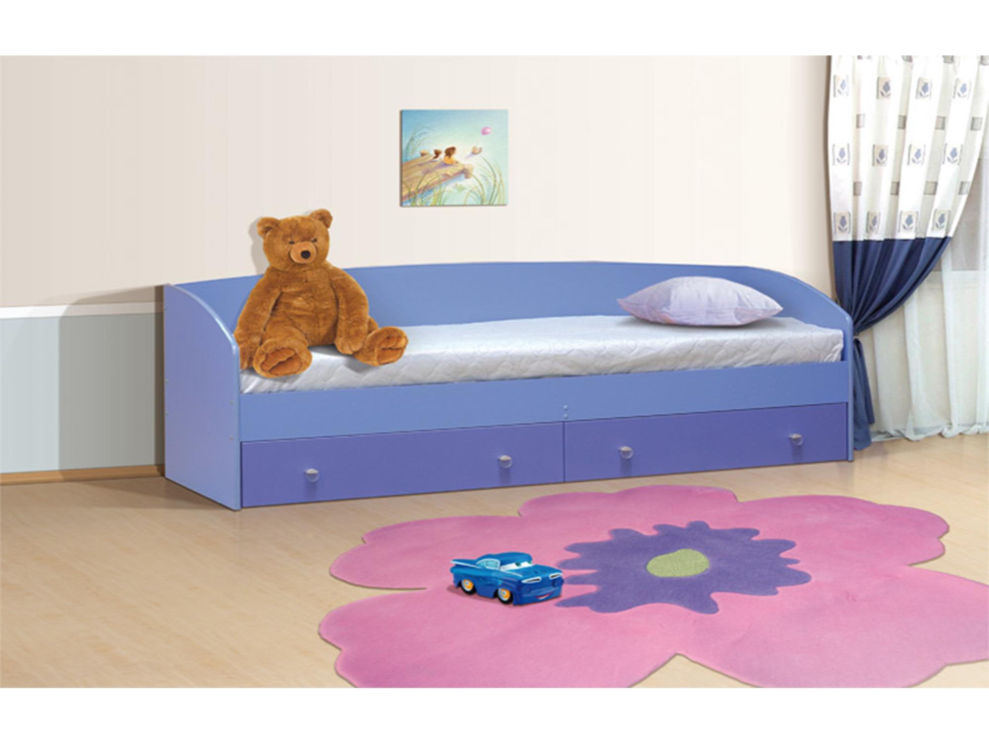 Кровать ЛицейДетские кровати<br><br><br>Длина мм: 2050<br>Высота мм: 855<br>Глубина мм: 840