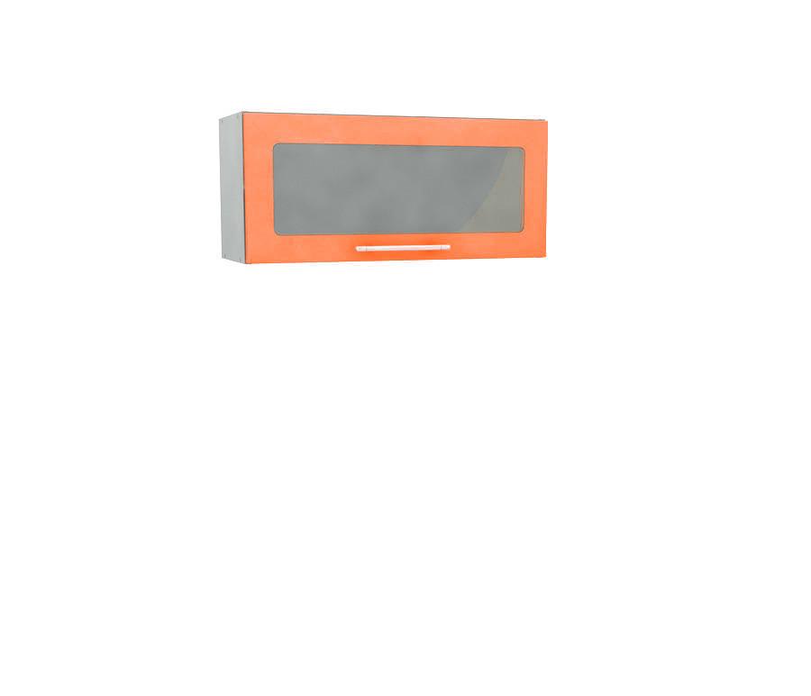 Анна АП-280 полка горизонтальная с витринойМебель для кухни<br>Полка открывающая вверх не создаст препятствий и помех для другой вашей мебели.<br><br>Длина мм: 800<br>Высота мм: 360<br>Глубина мм: 289
