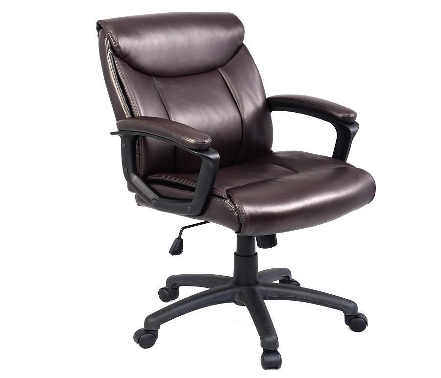 Кресло руководителя HW51445Компьютерные<br><br><br>Длина мм: 480<br>Высота мм: 0<br>Глубина мм: 520<br>Цвет: Коричневый