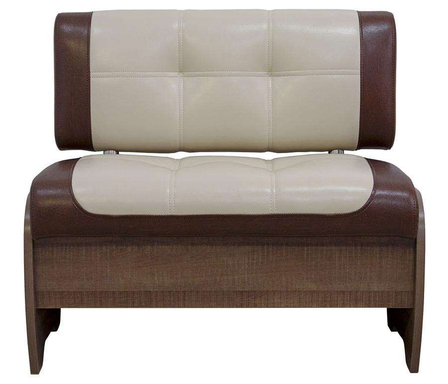 Диван Форвард прямой. Ёмкость для хранения.  Обивка экокожа (130)Мягкая мебель<br><br><br>Длина мм: 130<br>Высота мм: 80<br>Глубина мм: 56