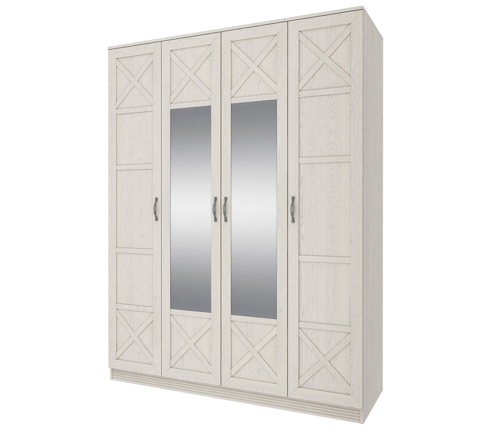 Фото - Лозанна СТЛ.223.01 Шкаф 4 дверный с зеркалом шкаф с зеркалом тифанистл 305 01