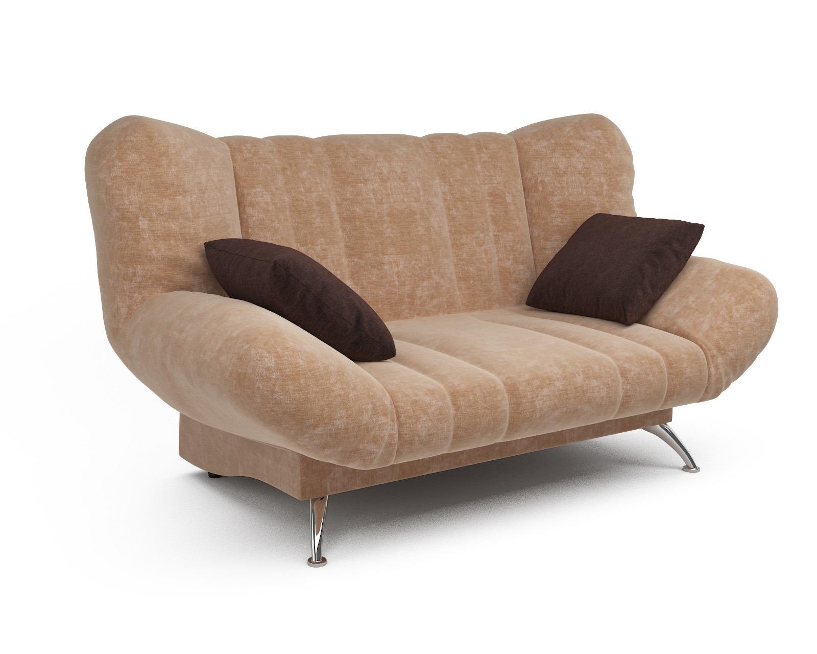 Прямой диван Голд (кордрой) фото